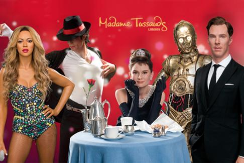 Madame Tussauds Tickets, Discounts and Cheap Deals ...