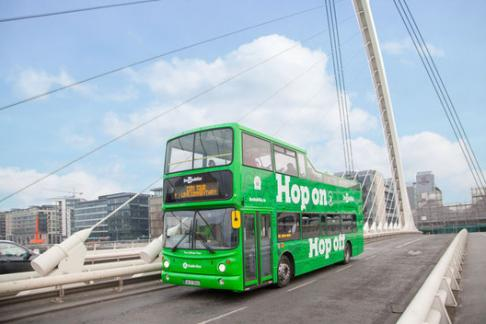 Image of Hop-on Hop-off 24hour + Guinness Storehouse