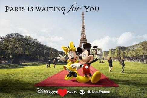 Disneyland® Paris 1 Day 2 Park Ticket Uk