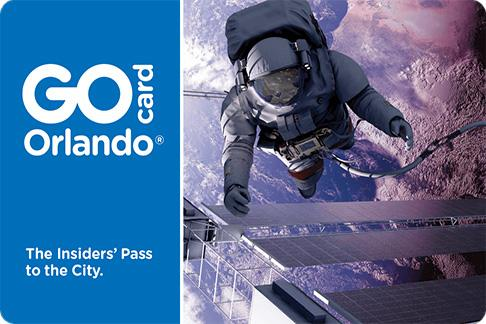Image of Go Orlando Card