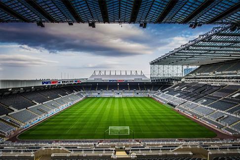 Cruises & Tours Newcastle United Football Club - Classic Stadium Tour