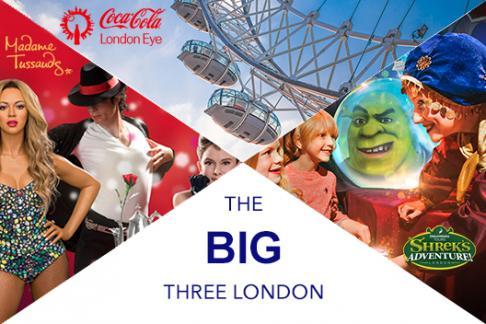 Image of The BIG Three London