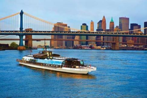 Image of Bateaux New York - Brunch Cruise