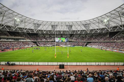 Image of London Stadium - The World's Stage