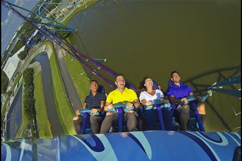Image of 3 Parks for 2 - SeaWorld, Busch Gardens Tampa Bay & Aquatica