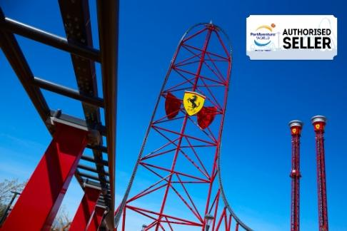 Click to view details and reviews for Ferrari Land 1 Day 1 Park Ticket.
