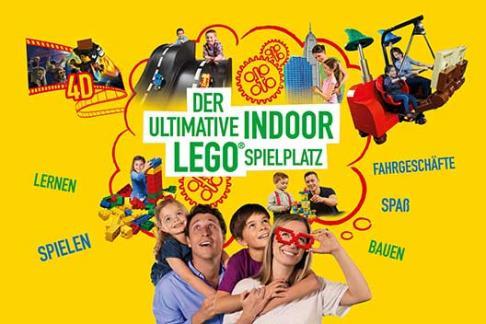 365Tickets DE LEGOLAND® Discovery Centre - Berlin
