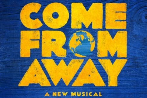 Click to view details and reviews for On Broadway Come From Away.