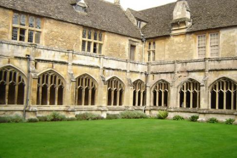Lacock Abbey Oxford