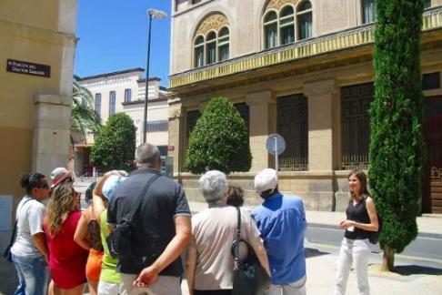 Click to view details and reviews for La Teva Ruta Modernism Guided Tour.