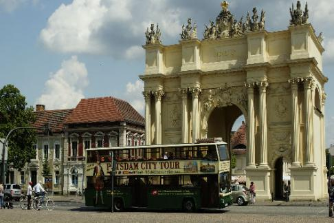 Click to view details and reviews for City Sightseeing Potsdam Hop On Hop Off Bus.