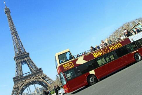 Click to view details and reviews for City Sightseeing Paris Hop On Hop Off Bus.