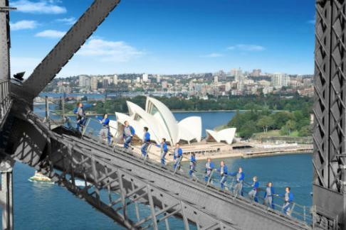 365Tickets IE BridgeClimb Sydney - BridgeClimb by Day