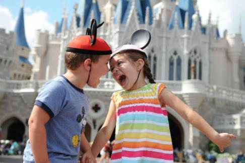 365Tickets ES Walt Disney World Resort - 1 Día - Entrada Magic Your Way Park Hopper