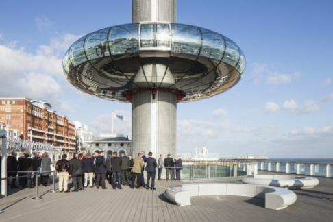 Tickets y Eventos British Airways i360 - Entrada Estándar