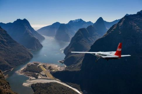 Click to view details and reviews for Milford Fly Cruise Fly.
