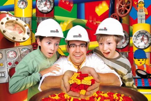 Legoland Manchester logo