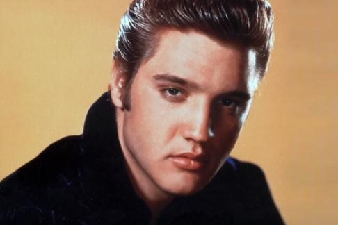 Elvis portait