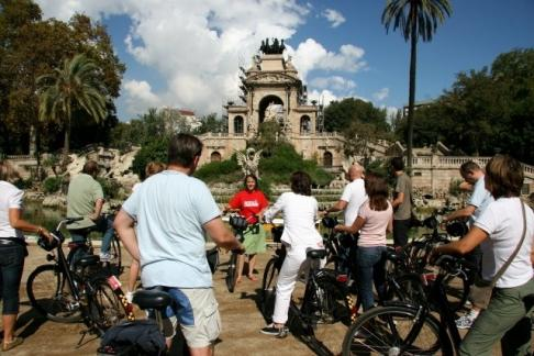 Barcelona Cycle Tour