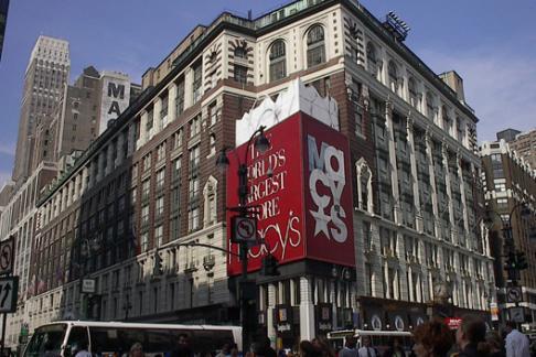 New York Macy's