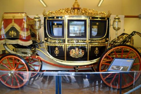 Royal Mews carriage