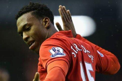 Daniel Sturridge dances