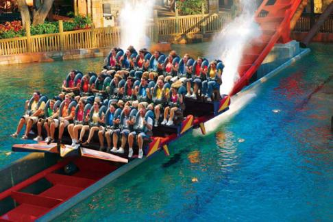 Combo Tickets Seaworld Busch Gardens Tampa Aquatica