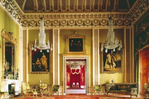 Les Appartements DEtat Buckingham Palace Offres Rductions Et
