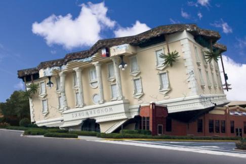 365Tickets ES WonderWorks Orlando - Pase de Acceso Total
