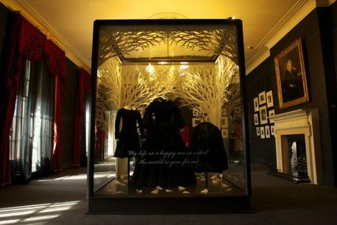 The new Exhibition at Kensington Palace London