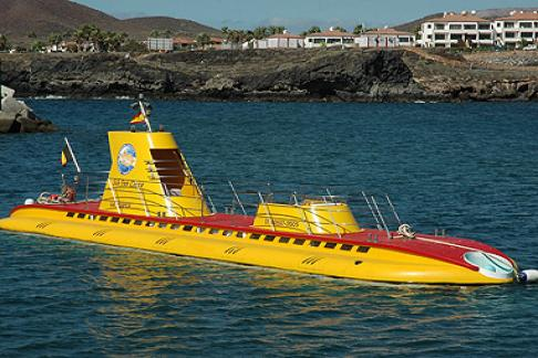 Click to view details and reviews for Submarine Safari Tenerife.