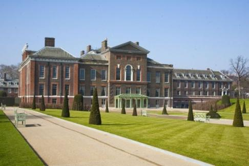 Hampton Court Palace Main Entrance
