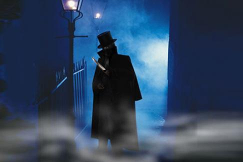 Jack The Ripper Ghosts Sinister London Tour 5