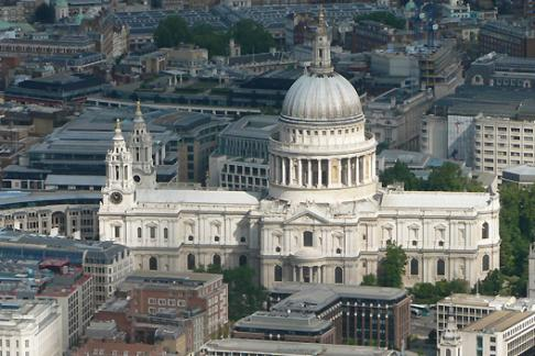 Image For St. Paul's Cathedral + Thames River Rover Pass