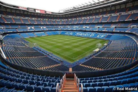Image of Bernabeu Tour - Standard Ticket
