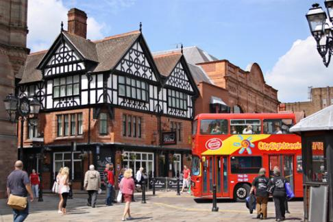 Image of Chester City Sightseeing 48hr Tour