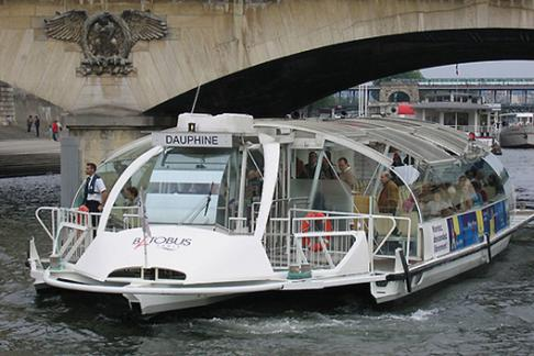 Batobus Paris 1 Day Pass Louvre Priority Entrance Ticket