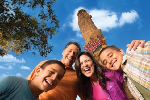 Universal Orlando Islands of Adventure Lighthouse