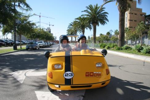 Click to view details and reviews for Gocar San Diego Downtown And Gaslamp Quarter 1 Hour Tour.