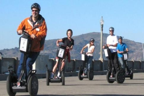 Electric Tour Company - The Golden Gate Park Segway Tour