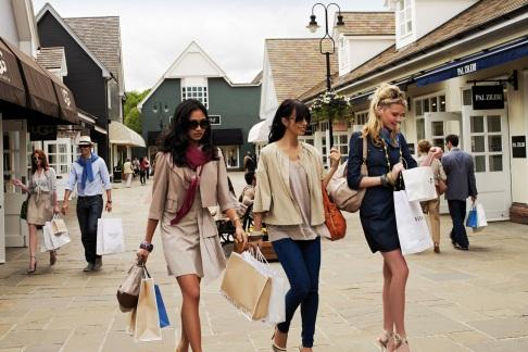 Bicester Village Shopping Express™ Service