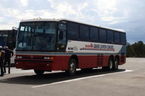 Clw 4 West Rim Motor Coach Tour