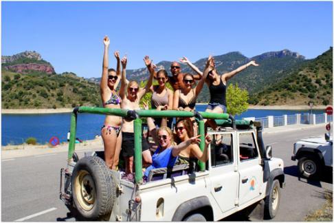 Jeep Safari Adventure Salou House