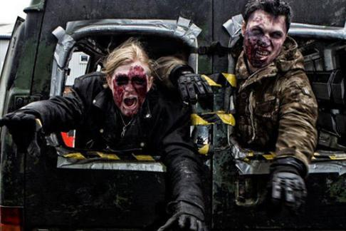 365Tickets Zombie Bootcamp Experience for Two - Gift Voucher