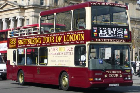 Big Bus London Tickets, Discounts, Tours & Cheap Deals | 365Tickets