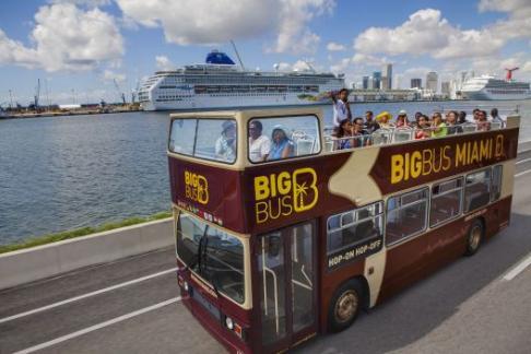 big bus tours miami offres r ductions et billet pas cher acheter en ligne 365tickets france. Black Bedroom Furniture Sets. Home Design Ideas
