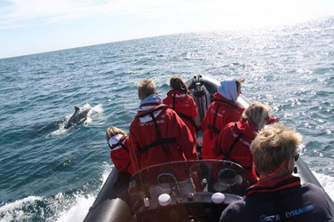 Action Events North Coast RIB Experience - Special Offer