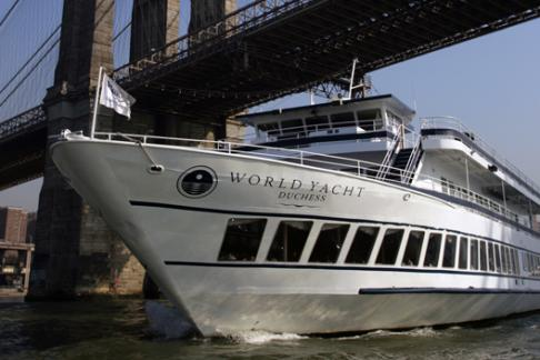 World Yacht Brooklyn Bridge