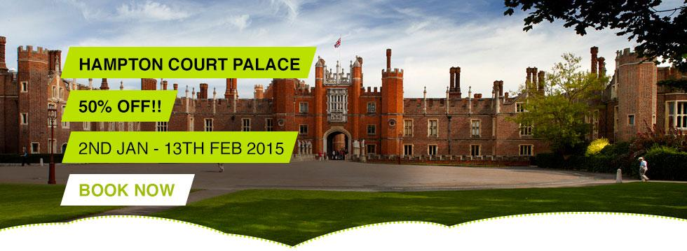 Hampton Court Palace Sale