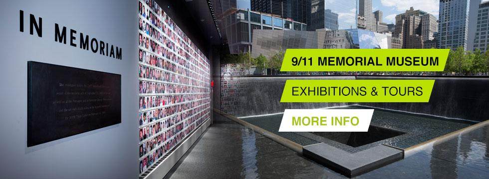 Limited Quantities Available, Save Today on 9/11 Memorial & Musuem Tickets